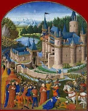 l'évolution du château fort | le Moyen Age | Scoop.it
