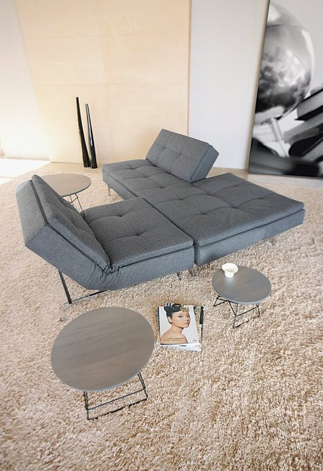 Dublexo Deluxe Sofa and Dublexo Deluxe Chair by... | Furniture and Interiors | Scoop.it