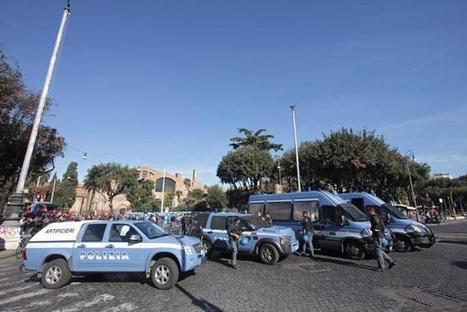 Roma blindata: sono 30000 i manifestanti!   Punto informazione   Punto informazione   Scoop.it
