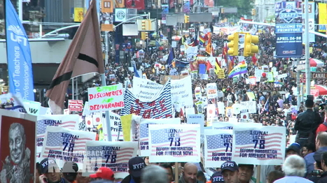 May Day Legacy of Labor, Immigrant Rights Joined by New Generation of Occupy for Historic Protests | Another World Now! | Scoop.it