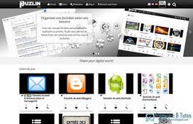 Puzlin : un outil en ligne pour gérer vos listes de liens favoris | les docs | Scoop.it