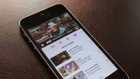 Vevo Follows YouTube Music's Debut With An Upgraded Music App Of ItsOwn | E-Music ! | Scoop.it