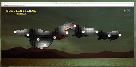 The Trip | Interactive & Immersive Journalism | Scoop.it