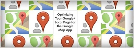 It is now more important than ever to optimize your Google+ Local page... | M-CRM & Mobile to store | Scoop.it