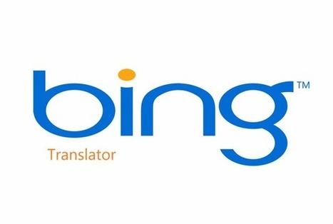 Twitter Brings Bing Translator Back To TweetDeck | MarketingHits | Scoop.it