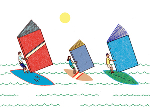 Sail Into Summer With Novel Picks | LibraryLinks LiensBiblio | Scoop.it