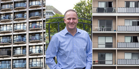 Prime Minister's first home advice: Buy an apartment | Kenyon Clarke 's Luxury Likes | Scoop.it