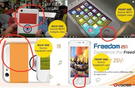 Freedom 251 Android Smartphone - 15 Reason It Could Be the Next Big Fraud | Vocso | Business & Marketing | Scoop.it