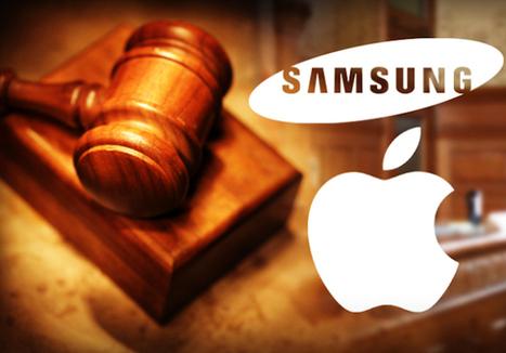 仲直りできそう? アップルとサムスン、特許紛争の解決にむけて協議に合意 | IT知財 | Scoop.it