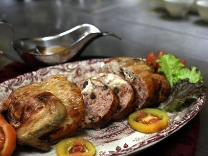 A History Lesson On The Philippines, Stuffed In A Christmas Chicken   enjoy yourself   Scoop.it