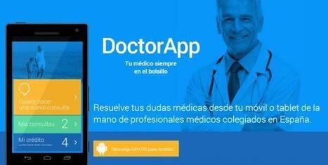 DoctorApp, consultas puntuales con personal médico desde tu móvil   Apps Educativas   Scoop.it
