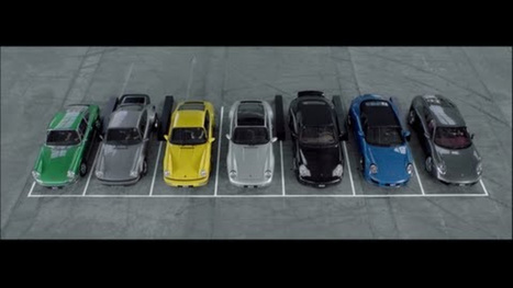 This Porsche Flat-Six Birthday Symphony Can Only Make Your Day Better - Jalopnik | sports cars | Scoop.it