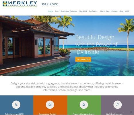 Real Estate Web Design | Web design | Scoop.it