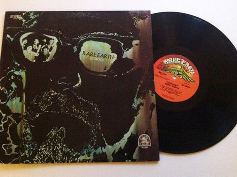 Rare Earth 1970 Lp - Ecology Vinyl album - Vintage Motown Rock | ecology | Scoop.it