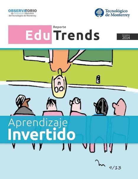 Reporte sobre el aprendizaje invertido (flipped classroom) | Higher Education | Scoop.it