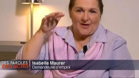 Copé pris à partie par une demandeuse d'emploi de Mulhouse | Des paroles et des actes #dpda | Scoop.it