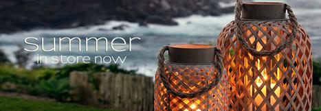 Papaya - Outdoor Lighting | 5 Inspiring Outdoor Lights for any Home | Scoop.it