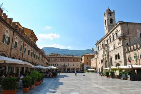 Piazza del Popolo ad Ascoli Piceno | Le Marche un'altra Italia | Scoop.it