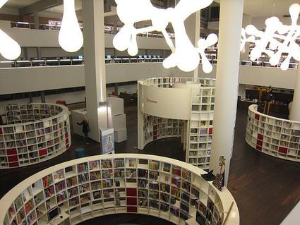 Pays-Bas : une carte unique pour toutes les bibliothèques du pays | Des livres, des bibliothèques, des librairies... | Scoop.it
