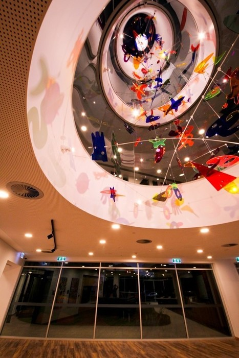 Ronald McDonald House Interior - Gerry Kho Architects | Contemporary Architecture | Scoop.it