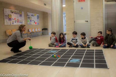 LINGUAGGIO MACCHINA: Accompagnare i bambini nel pianeta programmazione: Linguaggio Macchina intervista Agnese Addone (Coder Dojo Roma) | Zingarelli.biz [press review] | Scoop.it