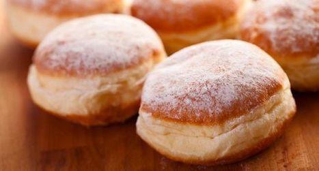 Recette Donuts à la confiture - Essyndic.com | Cuisine, Recettes et art culinaire | Scoop.it