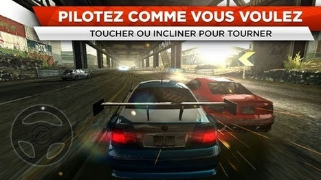 Need For Speed Most Wanted (version payante) gratuitement |Meilleures applications android | titandroid | Scoop.it