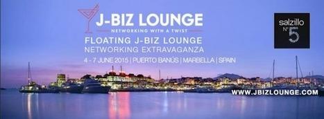 J-Biz Lounge organizará en Marbella sesiones de Networking a bordo de un yate de lujo | Marketing | Scoop.it