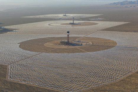 Una nueva torre solar en Israel será la más alta del mundo | #IsraelTech | Scoop.it