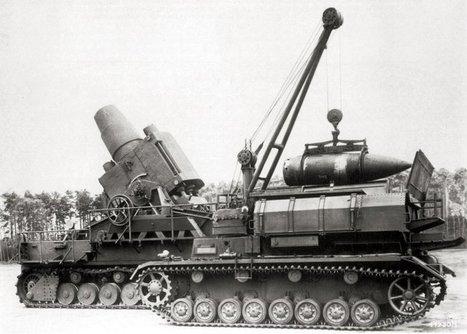 Karl Morser with ammo transporter | VIM | Scoop.it