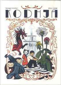 Kodhja / Thomas Scotto, Régis Lejonc | Fictions pour les plus jeunes - Saint-Agne | Scoop.it