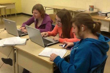 La technologie contre le décrochage scolaire | éducation numérique e-learning TICE | Scoop.it