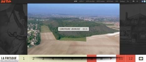 IL Y A 3 ANS ... A l'antenne et sur le web, ARTE accompagne l'ouverture du Louvre-Lens   Clic France   Scoop.it