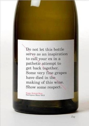 Drinking and Wine Quotes Part 4: A Literary Laugh – Natalie MacLean | Wine Harmony (TM) | Scoop.it