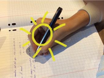 pourquoi il est crucial d'enseigner la bonne tenue de crayon | Les troubles de l'écriture | Scoop.it