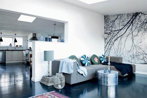 Une maison pleine d'équilibre | Décoration & Bricolage | Scoop.it
