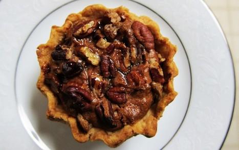 Perfect Mini Pecan Pies [Vegan] | Vegan Food | Scoop.it