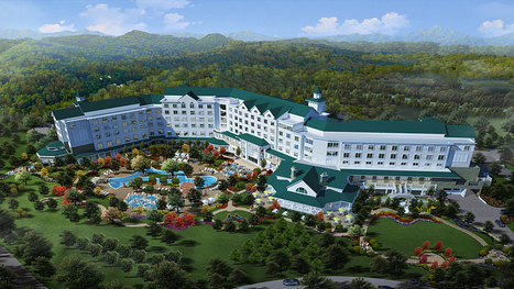 5 resort theme park alternatives to Disney | TRAVEL KEVELAIR | Scoop.it