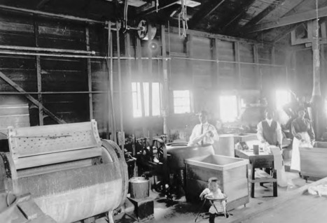 Chinese laundries | World History | Scoop.it