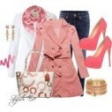 Pink Outfits for Women Winter Collection 2013 | Fun Producer | Life : creating yourself | Scoop.it