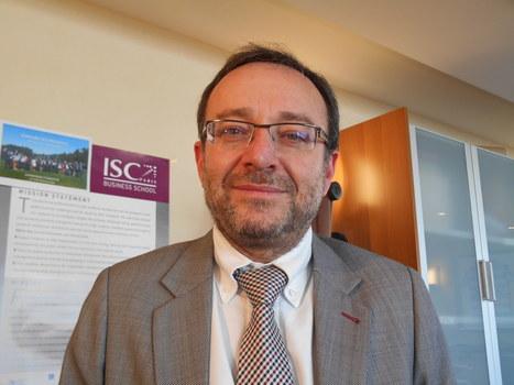 Andrés Atenza, Directeur Général, ISC Paris School of Management ... | cpgehec | Scoop.it