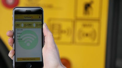 CarPostal et ses partenaires sédunois lancent une billetterie électronique nommée CIBO   eServices   Scoop.it