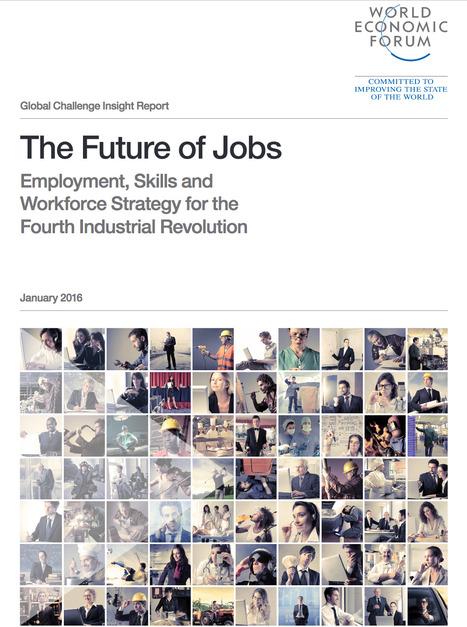 [PDF] The Future of Jobs | SteveB's Politics & Economy Scoops | Scoop.it