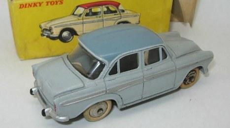 cote et estimation des voitures dinky toys co. Black Bedroom Furniture Sets. Home Design Ideas