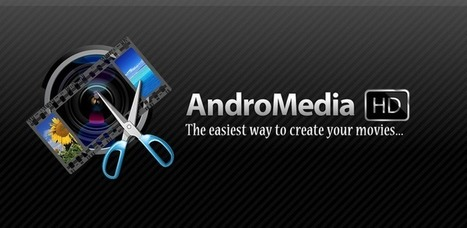 AndroMedia Video Editor - Apps on Android Market | Moodle and Web 2.0 | Scoop.it