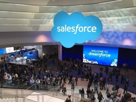 Salesforce is slowly siphoning LinkedIn's data science team | CRM - Salesforce.com PRIMER by Digital Viscosity | Scoop.it