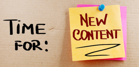 10 Ways to Use One Piece of Content | Content Marketing and Curation for Small Business | Scoop.it