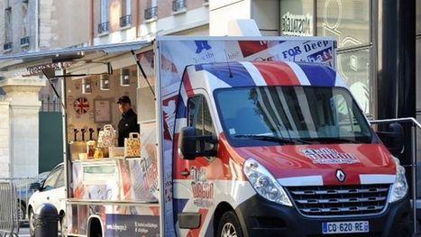 Daily Wagon, première chaîne française de «food trucks» | Wild Life | Scoop.it