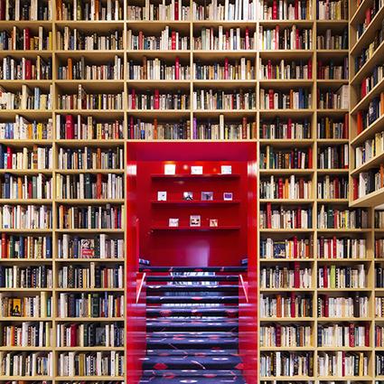 Pop-up store littéraire pour Sonia Rykiel | Les Gentils PariZiens : style & art de vivre | Scoop.it