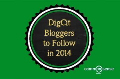 Our Favorite Digital Citizenship Bloggers to Follow in 2014 | Concrete_Digital_Footprints | Scoop.it
